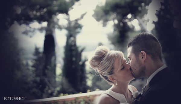 Andrea y Bruno: elegancia y fascinación