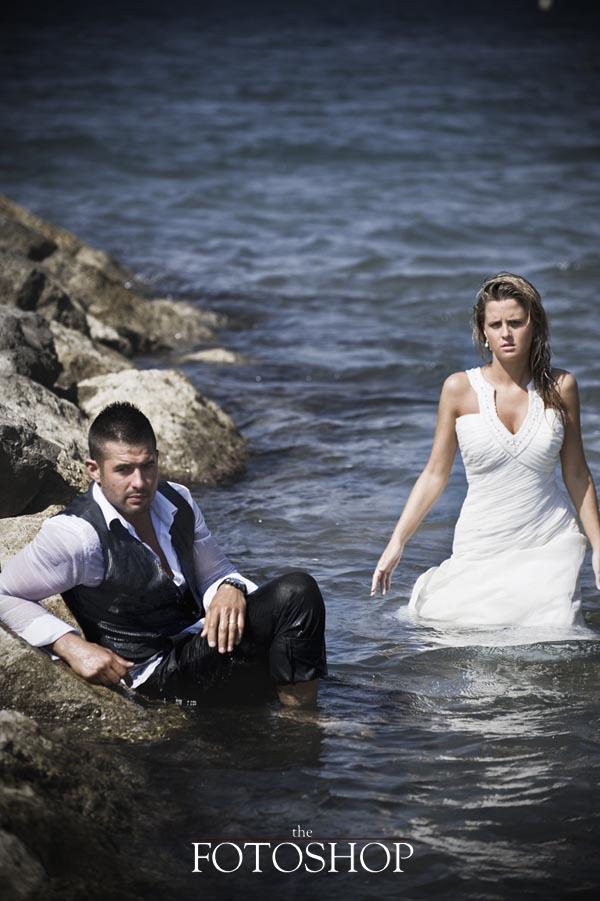 ¿Porqué la novia viste de blanco?
