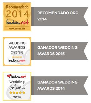 Ya el año 2014 lo terminamos con este mismo premio, además de con los sellos de Oro y Plata por vuestras maravillosas recomendaciones y comentarios.